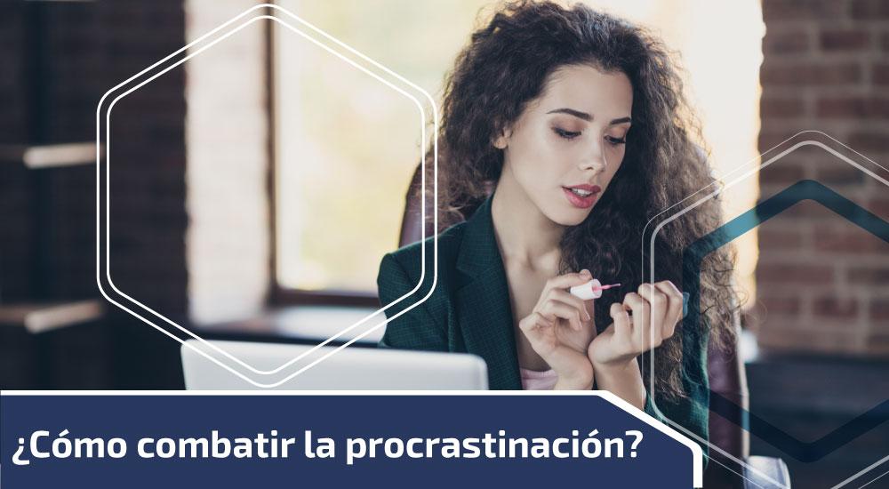 ¿Cómo combatir la procrastinación?