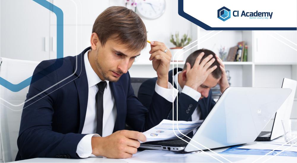 5 fallas típicas de la Mejora Continua